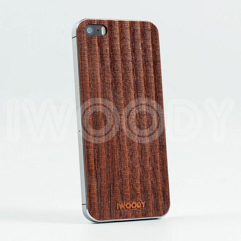 Деревянная накладка Taktilus | Makore