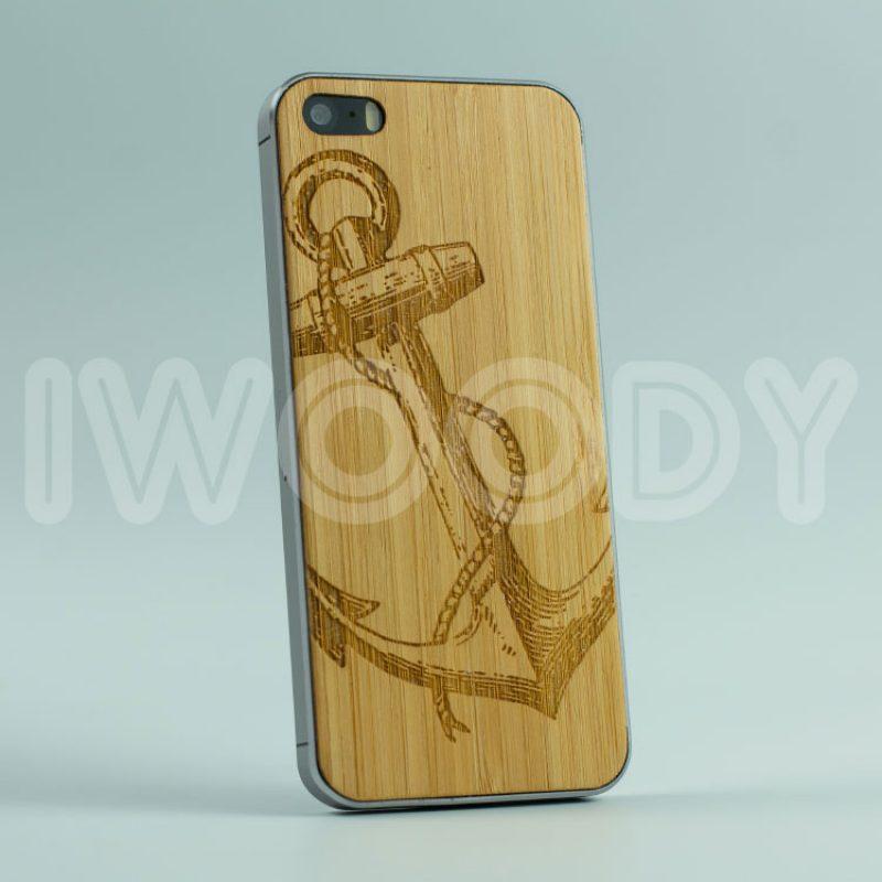 Деревянная накладка Anchor | Bamboo