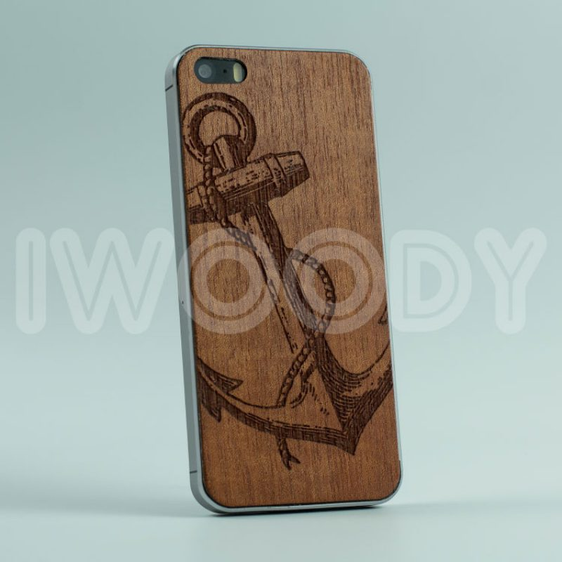 Деревянная накладка Anchor | Makore