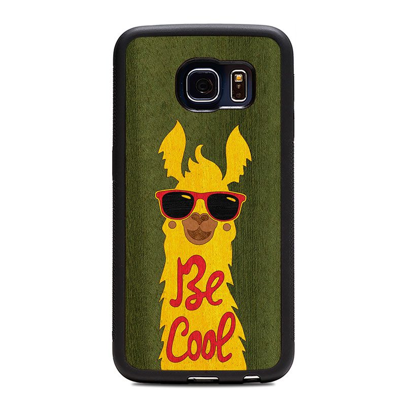 "Чехол ""Deep"" - Be Cool (S6/S6 Edge)"