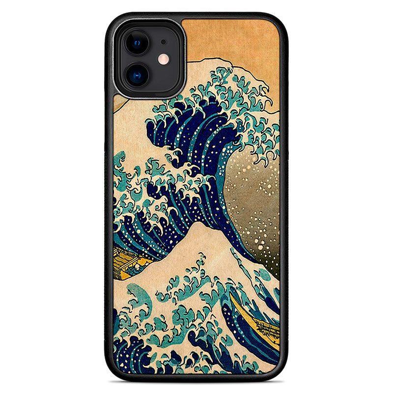 """Чехол """"Big wave"""" для iPhone 11"""