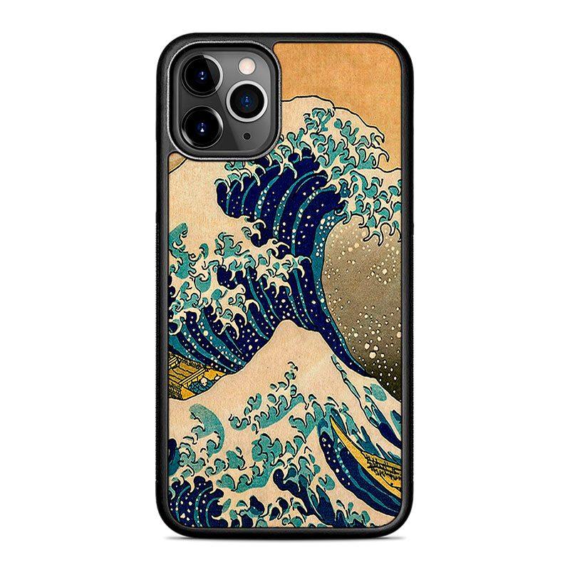 """Чехол """"Big wave"""" для iPhone 11 Pro"""
