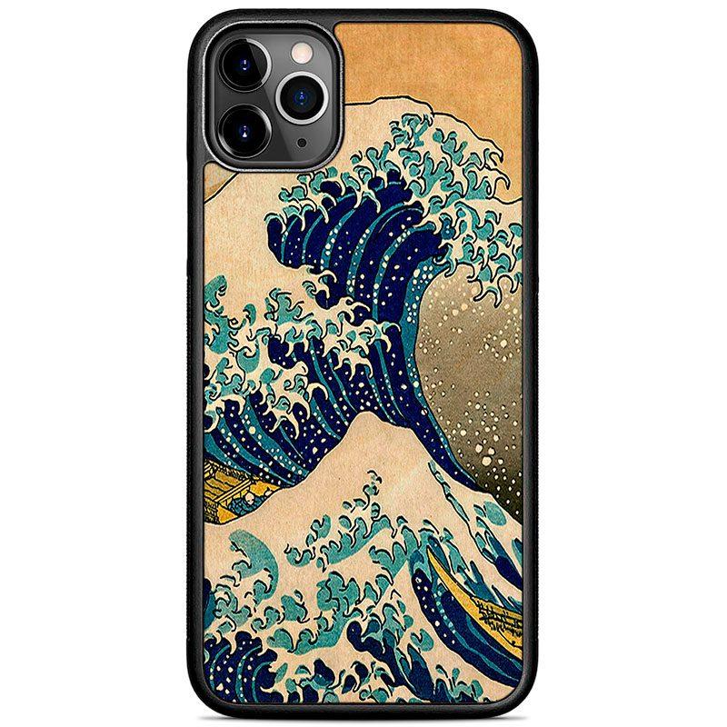 "Чехол ""Big wave"" для iPhone 11 Pro Max"