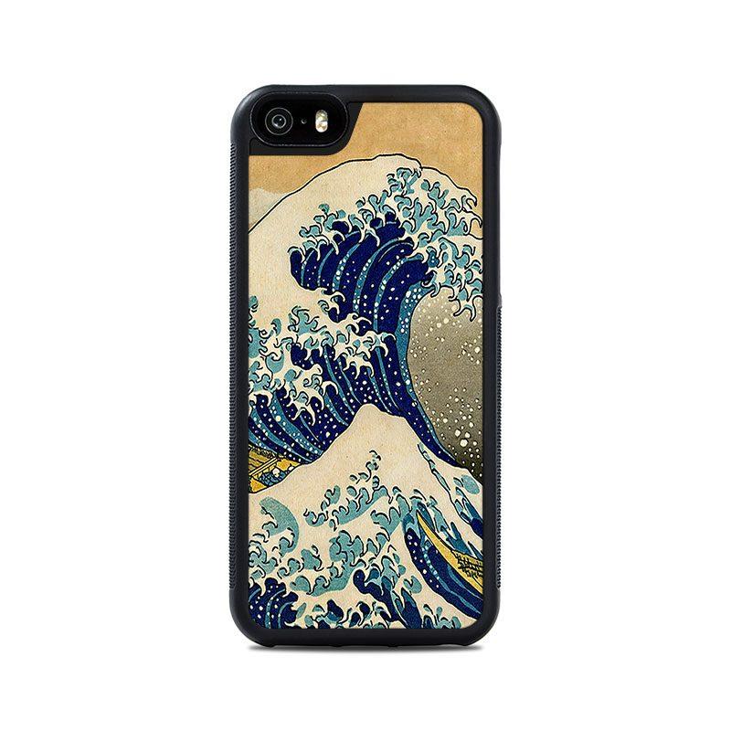 """Чехол """"Deep"""" - Big Wave (5/5s/SE)"""