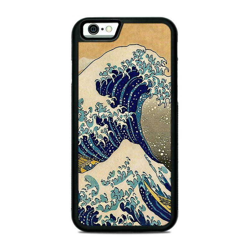 "Чехол ""Deep"" - Big Wave (6/6s)"