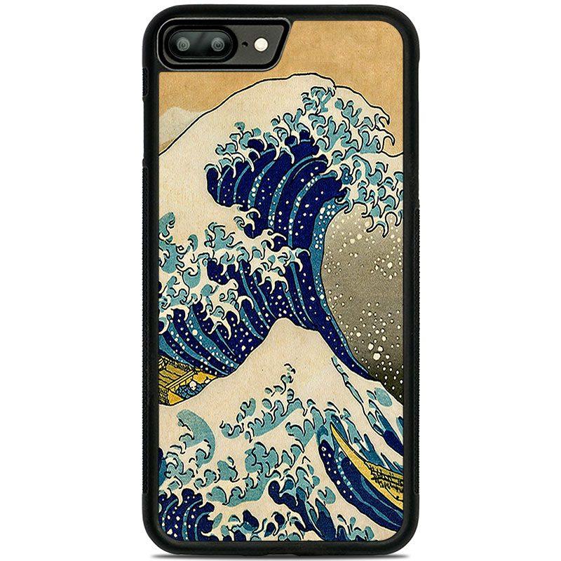 "Чехол ""Deep"" - Big Wave (7 Plus/8 Plus)"