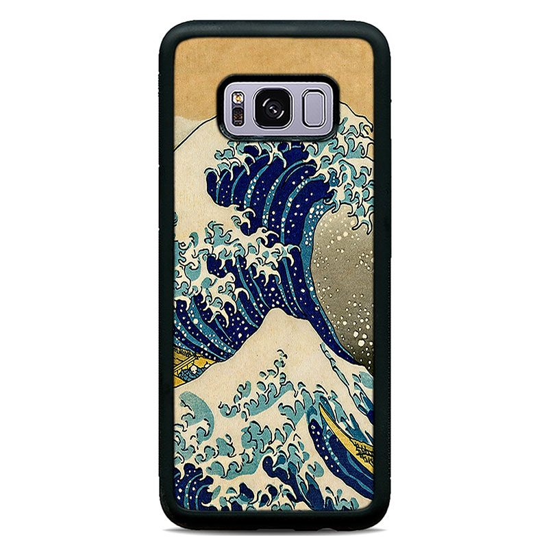 "Чехол ""Deep"" - Big Wave (S8/S8 Plus)"