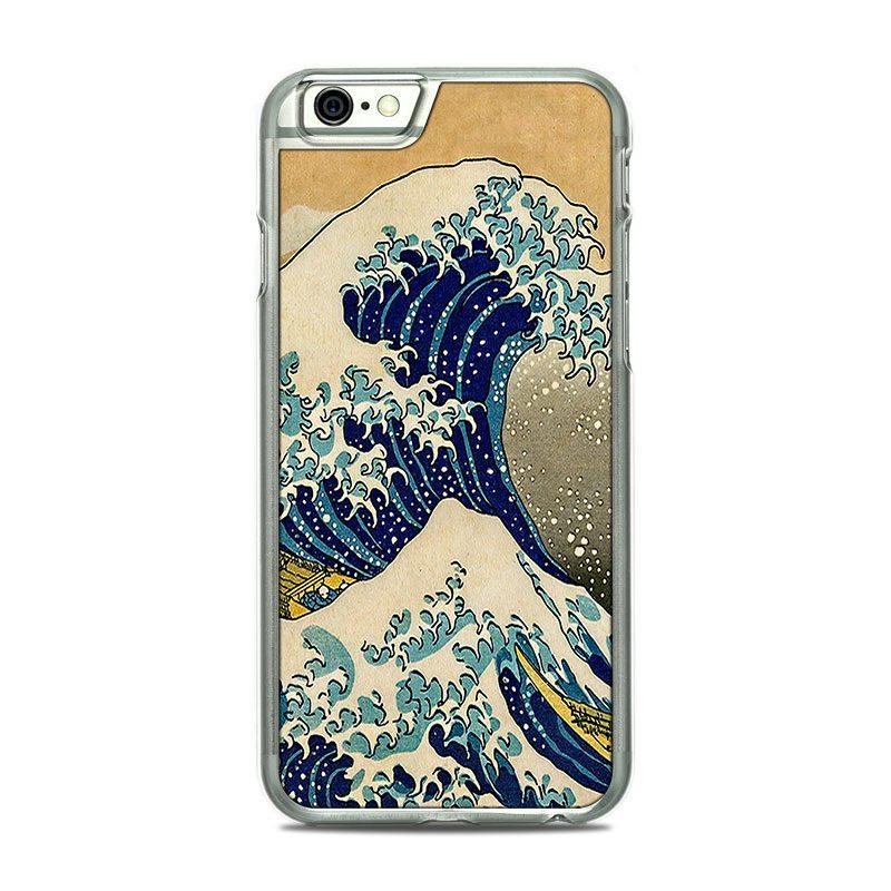 """Чехол """"Soft"""" - Big Wave (6/6s)"""