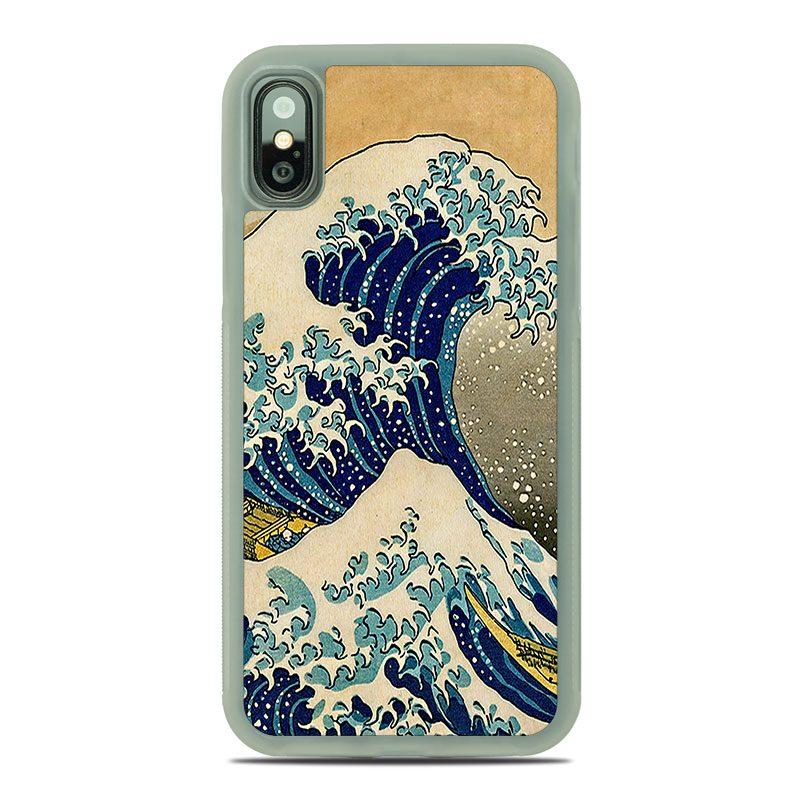 """Чехол """"Soft"""" - Big Wave (X)"""