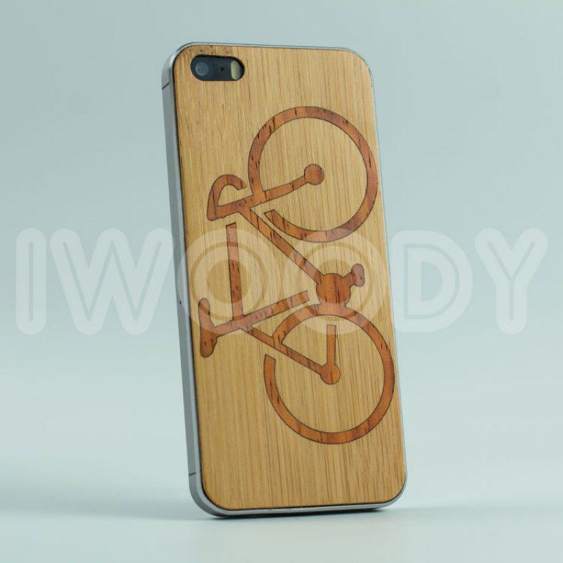 Деревянная накладка Bike | Bamboo