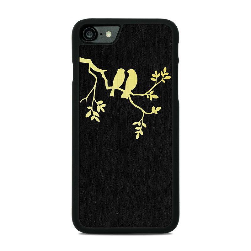 "Чехол ""Touch"" - Birds | Oak (7/8)"