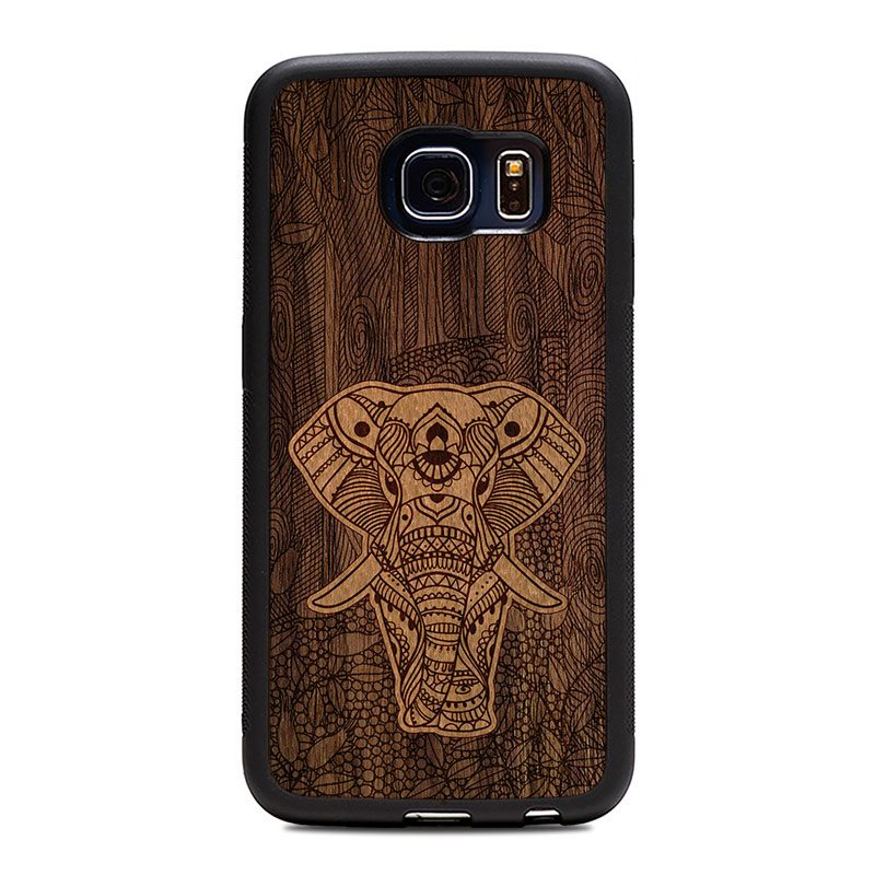 "Чехол ""Deep"" - Elephant (S6/S6 Edge)"