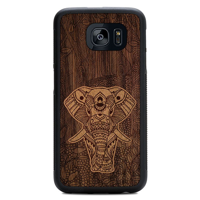 "Чехол ""Deep"" - Elephant (S7/S7 Edge)"