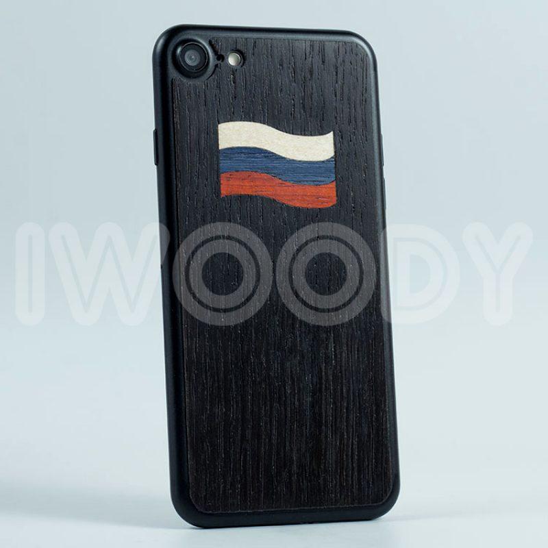 Деревянная накладка Flag | Oak (7)