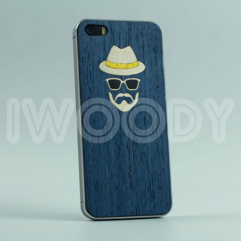 Деревянная накладка Hipster