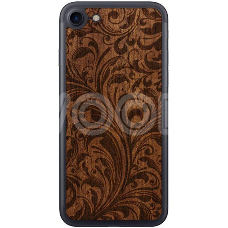 Деревянная накладка - Hohlomus | Makore