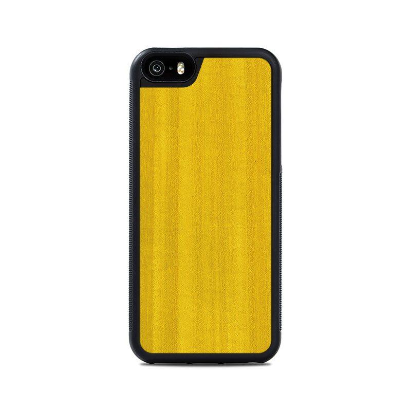 "Чехол ""Deep"" - Koto | Yellow (5/5s/SE)"