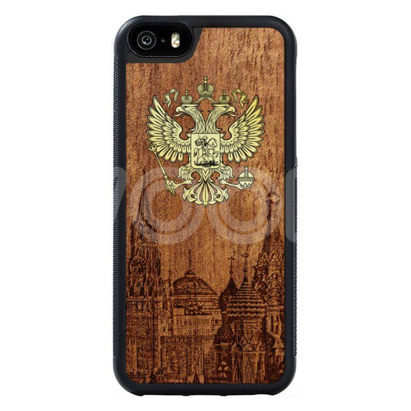 "Чехол ""Deep"" - Kremlin | Makore (5/5s/SE)"