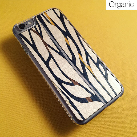 """Чехлы для iPhone и Samsung серии """"Organic"""""""