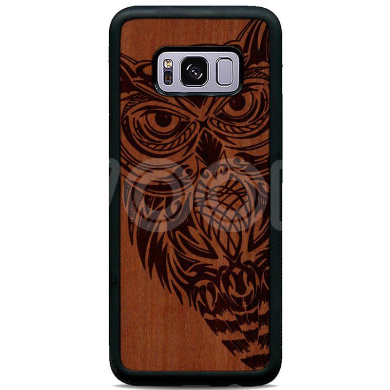 Чехол - Owl | Mahogany
