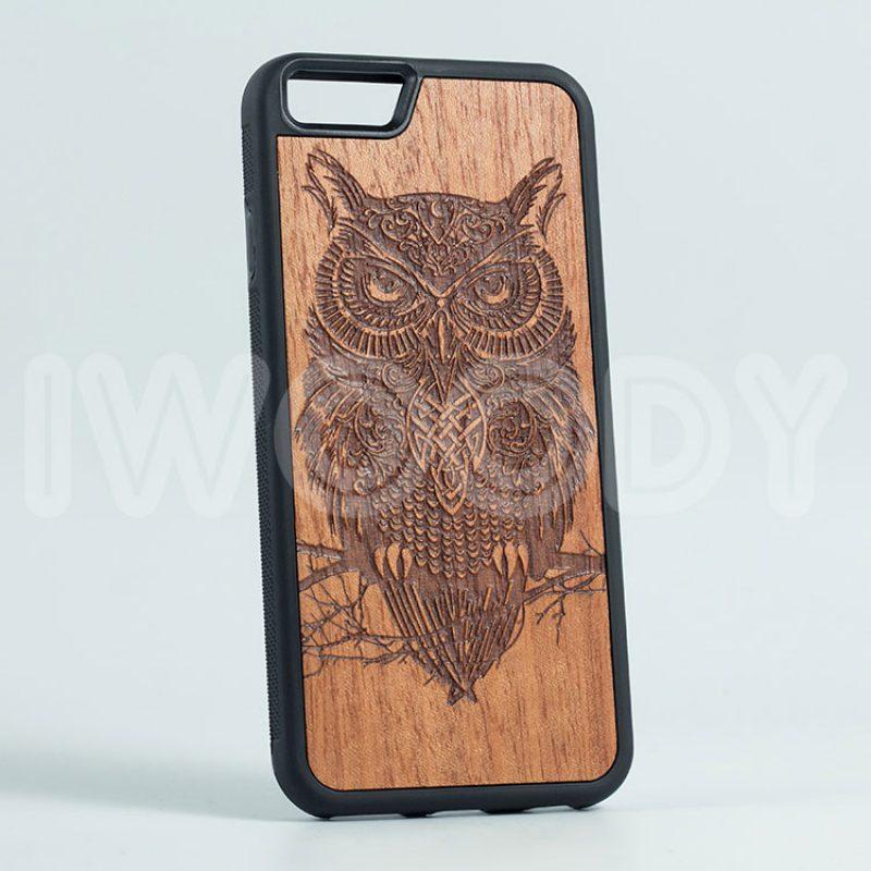 "Чехол ""Deep"" - Owl | Makore"