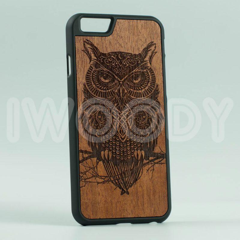 "Чехол ""Touch"" - Owl | Makore"