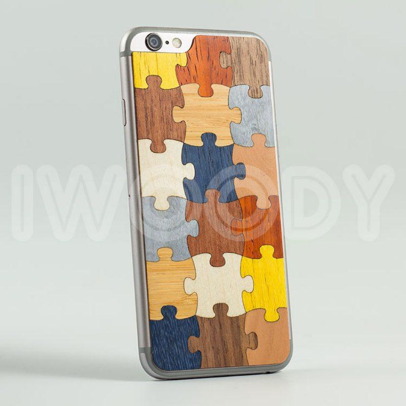 Деревянная накладка - Puzzle 1.0