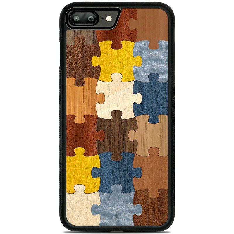 """Чехол """"Deep"""" - Puzzle 1.0 (7 Plus/8 Plus)"""