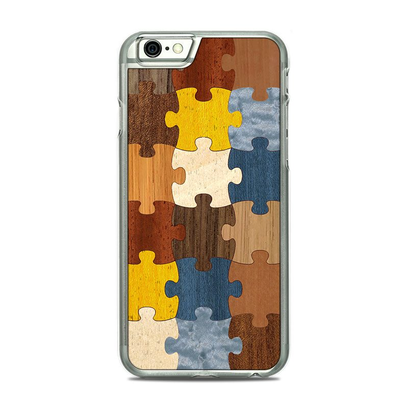 "Чехол ""Soft"" - Puzzle 1.0 (6/6s)"