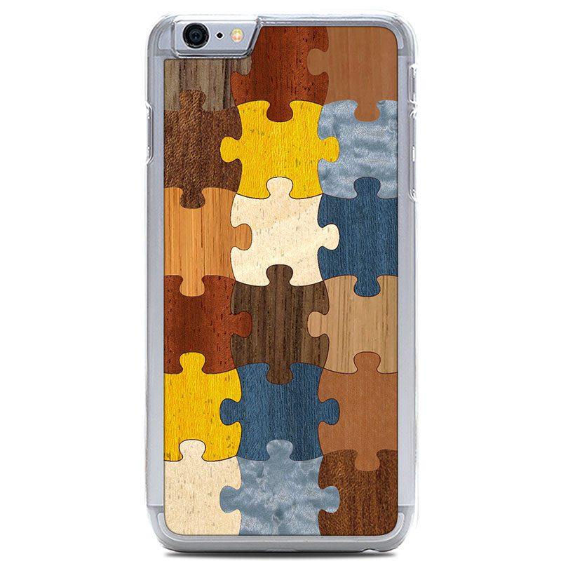 """Чехол """"Soft"""" - Puzzle 1.0 (6 Plus/6s Plus)"""