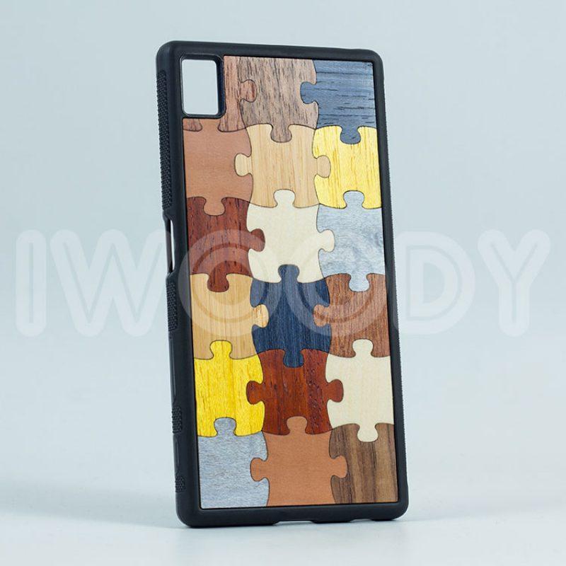 """Чехол """"Deep"""" - Puzzle 1.0"""