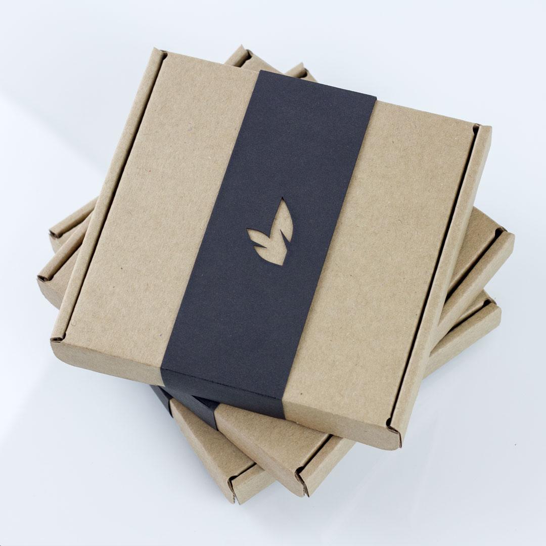 Подарочная упаковка беспроводной зарядки