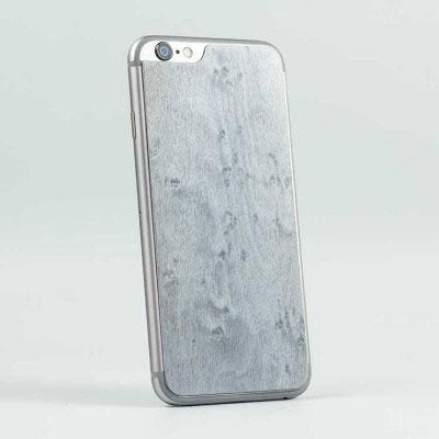 Деревянная накладка на iPhone 6/6s