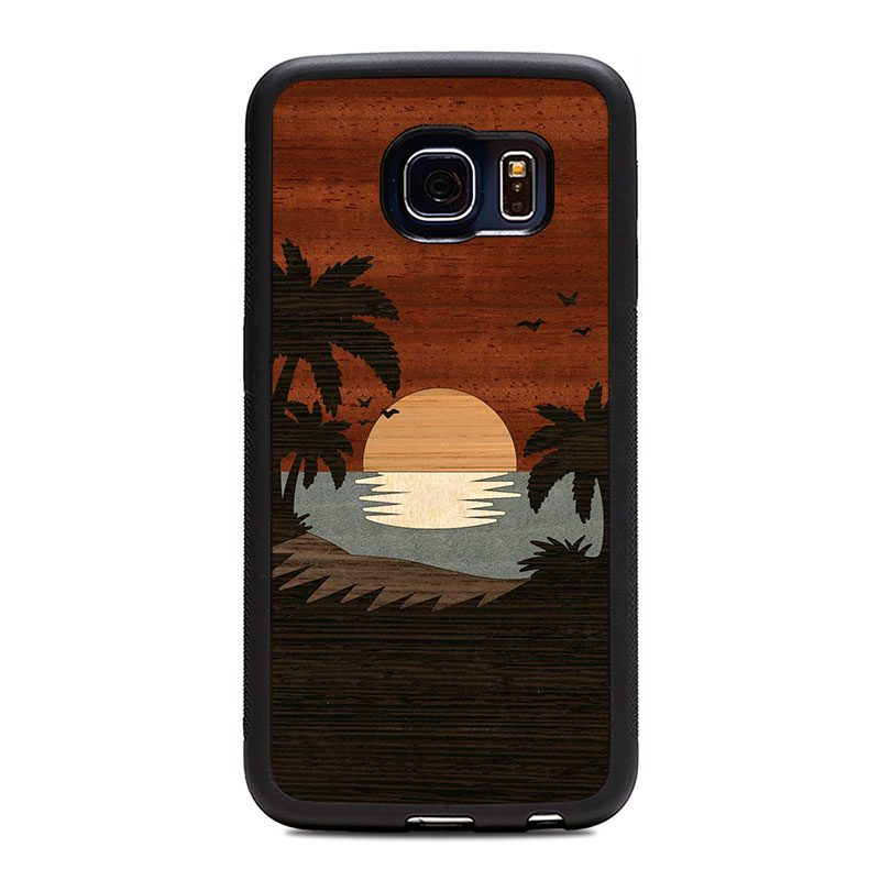 "Чехол ""Deep"" - Sunset (S6/S6 Edge)"