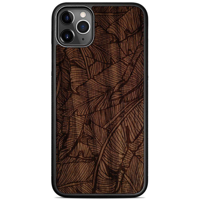 "Чехол ""Tropical | Walnut"" для iPhone 11 Pro Max"