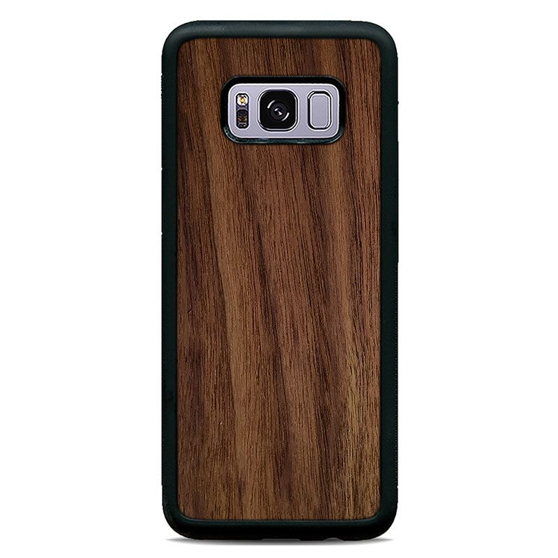 "Чехол ""Deep"" - Walnut (S8/S8 Plus)"