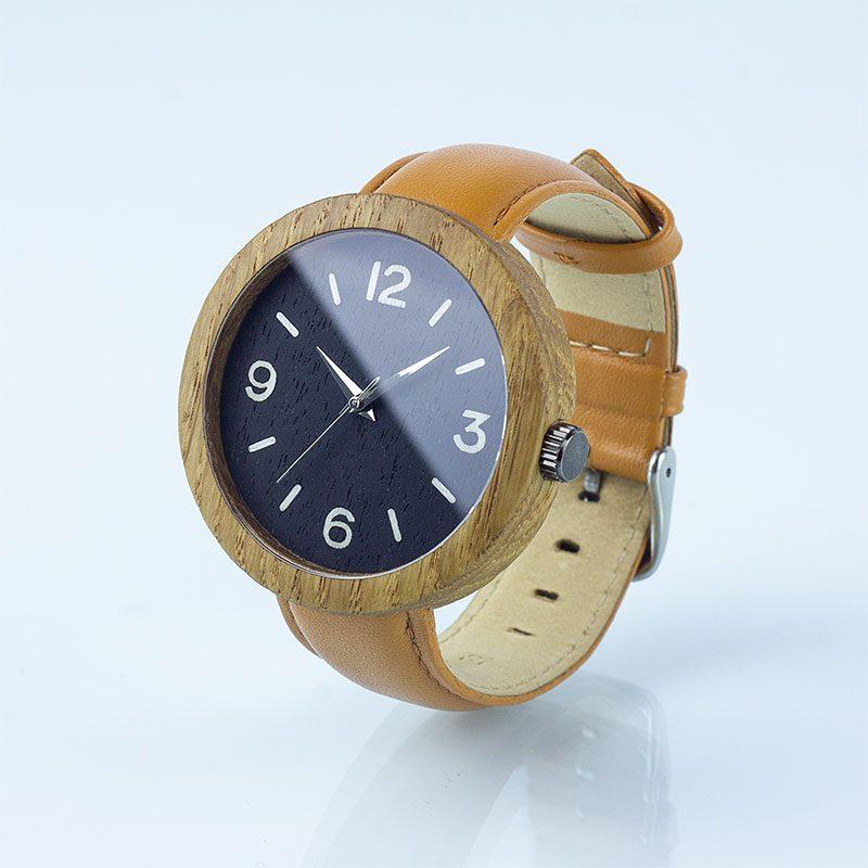 """Деревянные часы """"Oak"""""""