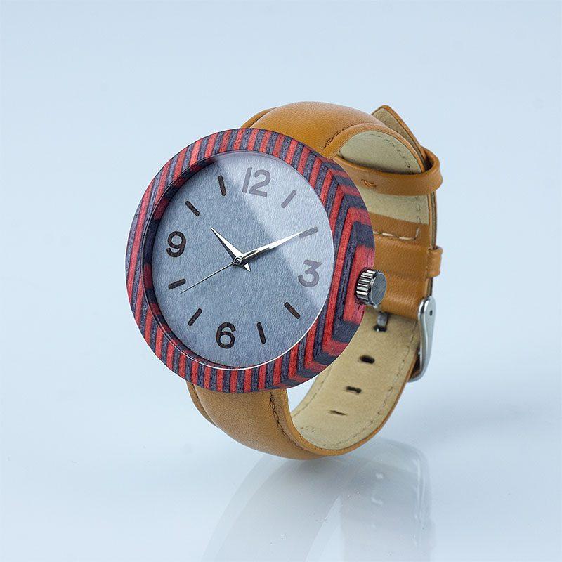 """Деревянные часы """"Garda"""""""