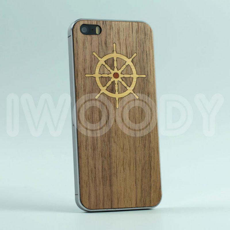 Деревянная накладка Wheel | Nut